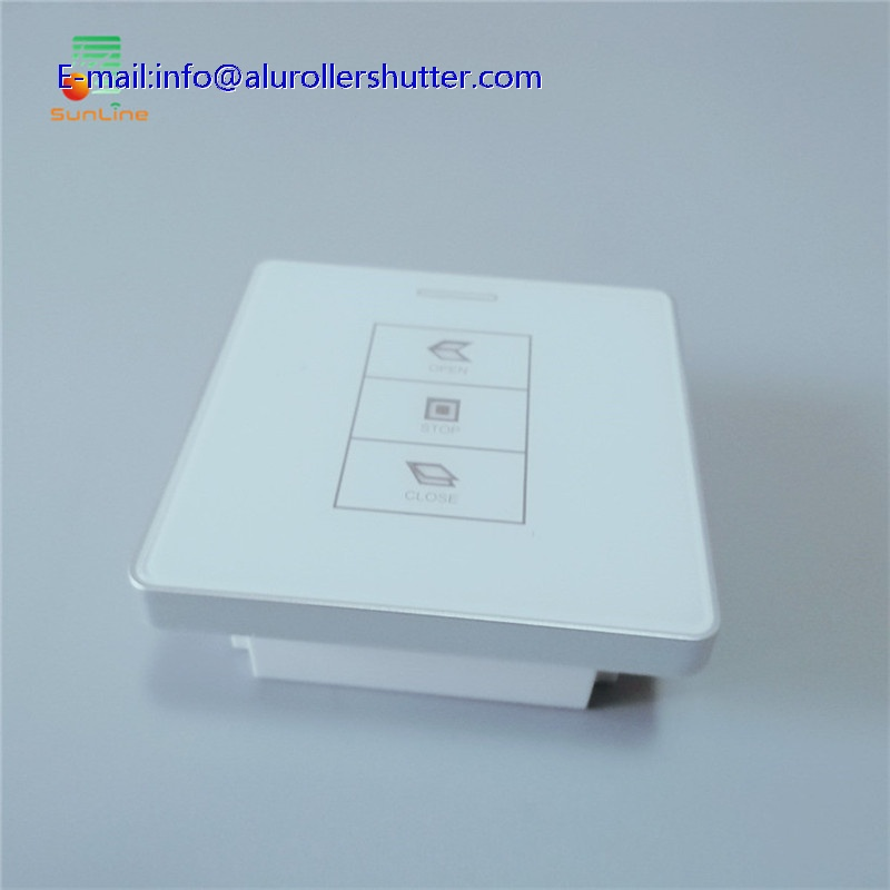 DC24V motor wall type WiFi Receiver