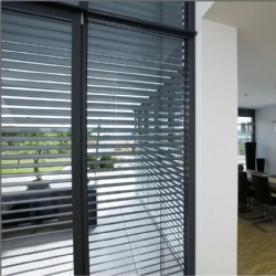 Aluminium roller blinds