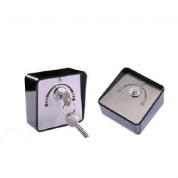 AC507-01 single route mechanical manual lockable key switch